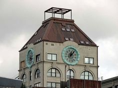 An Old Clock Tower Converted Into a Penthouse in Brooklyn, New York