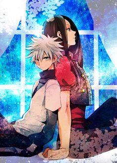 Killua and Illumi        ~Hunter X Hunter
