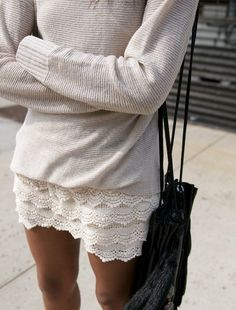Comfy and chic!