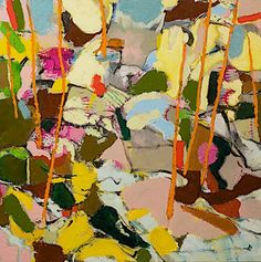 "Saatchi Art Artist Allan P Friedlander; Painting, ""Piney Woods (Original Sold/Prints Available)"" #art"