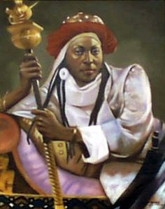 Queen Amina of Zaria 1588-1589    The elder daughter of Bakwa Turunku, who founded the Zazzau Kingdom in 1536, Queen Amina came to power between 1588 and 1589 A. D. Unlike her younger sister, Zariya (from whom the city of Zaria derives its name), Amina is generally remembered for her fierce military exploits.