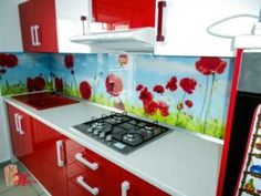 Mic ghid de personalizare a sticlei în designul interior   Herra Design Kitchen, Home, Design, Interiors, Cooking, Kitchens, Ad Home, Homes, Cucina