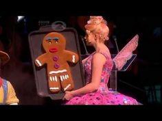 SHREK: THE MUSICAL (West End) - Freak Flag [LIVE @ 2012 Olivier Awards]