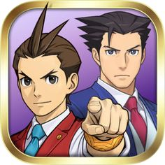 Phoenix Wright: Ace Attorney - Spirit of Justice by CAPCOM
