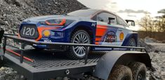Rally Car, Tamiya, Monster Trucks, Cars, Vehicles, Autos, Rolling Stock, Automobile, Car