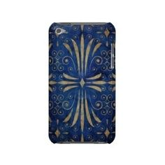 ipod 4 case design | Antique Design iPod Touch 4 Case Barely There Ipod Case ...