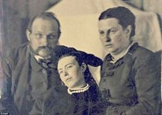 Victorian Post Mortem Tintypes The deceased were immortalized in photographs during the Victorian era. Victorian After-Death Phot