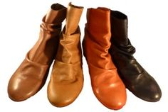Soft low boot for women by Felmini