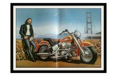 "DAVID MANN ""Golden Gate Bridge"""