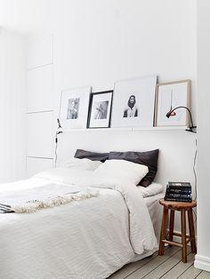 Lámparas con pinza para mi habitación #1