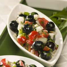 Maine Wild Blueberry Salsa Recipe