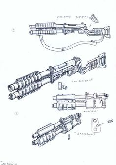 weapons 29 by TugoDoomER.deviantart.com on @DeviantArt