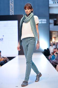 Pokaz CAMAIEU, 8. Manufaktura Fashion Week/Fast Fashion, fot. Łukasz Szeląg.  #fashionweekpoland #fashionweekpl  #fall #trends #fashionphilosophy #fashionaddict #manufaktura
