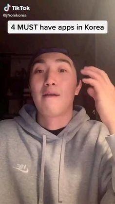Korean Words Learning, Korean Language Learning, Chinese Language, Korean Phrases, Korean Quotes, Seoul Korea Travel, South Korea Seoul, Learn Korean Alphabet, Learn Hangul