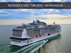 In just a few short months, you'll have the opportunity to cruise on another mega cruise ship from New York and Miami. One of the world's largest cruise Best Cruise, Cruise Vacation, Vacations, Msc Cruises, How To Book A Cruise, Cruise Excursions, Royal Caribbean, Caribbean Carnival, Norwegian Cruise Line