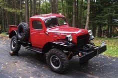 Willock Swivel-Frame: 1958 Dodge Power Wagon http://pinterest.com/treypeezy http://twitter.com/TreyPeezy http://instagram.com/OceanviewBLVD http://OceanviewBLVD.com