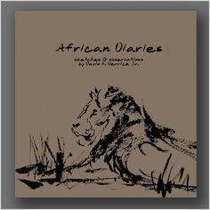 African Diaries: A Journey Through Sketches and Observations Summer 2008: David G. Derrick Jr.: 9780615229744: Amazon.com: Books