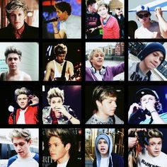 Sorry not sorry for the Niall Horan spam