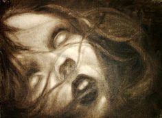 Blind XV  Oil on canvas  © Patricia Benitez