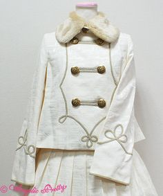 Angelic Pretty Melty Whip Chocolate Jacket