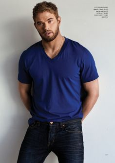 Kellan Lutz for Fashionisto, Talks The Expendables 3 image Kellan Lutz Fashionisto Jacob Davis