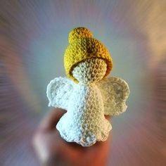 Free Crochet Pattern: Guardian Angel