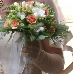the bouquet of my wedding!