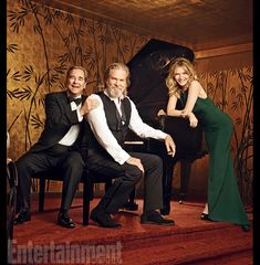 Beau Bridges, Jeff Bridges, and Michelle Pfeiffer, The Fabulous Baker Boys - actually Hollywood Knights, Hollywood Walk Of Fame, Michelle Pfeiffer, The Witches Of Eastwick, Piano, The Age Of Innocence, Cult Movies, Films, Jeff Bridges