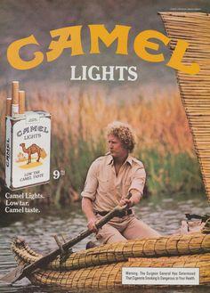 Vintage Tobacco/ Cigarette Ads of the (Page Vintage Advertisements, Vintage Ads, Vintage Prints, Vintage Posters, Vintage Cigarette Ads, Man Smoking, Pin Up, Old Ads, Camel