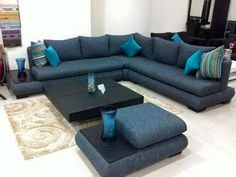 Home Decor: How To Choose a Practical Sofa Suitable For Your Living Room Style Living Room Partition Design, Living Room Tv Unit Designs, Room Partition Designs, Home Design Living Room, Sofa Bed Design, Bedroom Furniture Design, Sofa Furniture, Sala Vip, Modern Sofa Designs