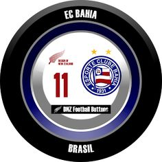 DNZ Football Buttons: EC Bahia