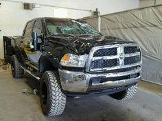 2016 Ram 2500  Pickup For Sale | Salvage Title