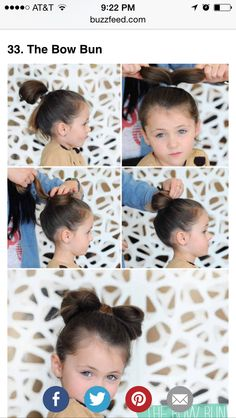 Hair bow for the girls