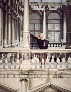 Publication Vogue UK December 2014   I   Model Carmen Kass   I   Photohrapher Serge Leblon