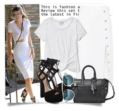 """Get The Look - Kendall Jenner"" by hattie4palmerstone ❤ liked on Polyvore featuring Cushnie Et Ochs, Abercrombie & Fitch, Schutz, Zadig & Voltaire, GetTheLook, kendalljenner and polyvoreeditorial"