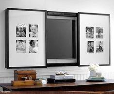 Mettez en valeur votre télévision - Tous nos conseils sur notre blog https://www.solvari.be/fr/blog/idees-deco-mettre-en-valeur-sa-television