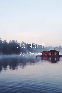 A trip up to Ely, MN. Steger Wilderness Center