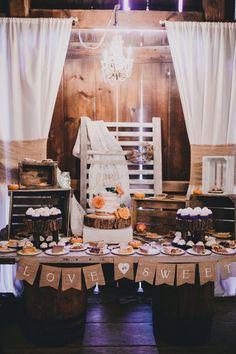 Erica and Chad's Autumn Wedding - The Gish Barn Wedding Bells, Wedding Dress, Wedding Decorations, Table Decorations, Rustic Weddings, Autumn Wedding, Rustic Decor, Table Settings, June