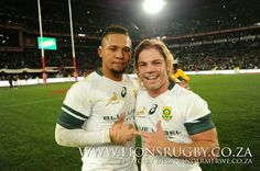 Fav de Klerk and Elton Jantjies Elton Jantjies, South African Rugby Players, Man Crush Everyday, Lions, Yoga, Sports, Hs Sports, Lion, Sport
