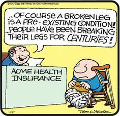 Ziggy pre existing condition