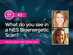 Here's a glance at what you'll learn in this episode: Debbie Hart, a master bioenergetic practitioner, reviews Wendy´sNES bioenergeticscan and what it can reveal about your health. We get very personal on this podcast! Review each screen in a NES scan and what it can …