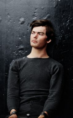 It's a colorized Lewis Powell!