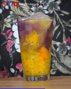 Drink: Menage   Com quais @s você tomaria esse drink?   #bebidaliberada #menage #drink #drinks #coquetel #coqueteis #coquetel #bartender #bartenders Instagram, Cocktail