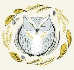 Alisa Coburn. Illustrator from Melbourne, Australia. Works mainly in ink.