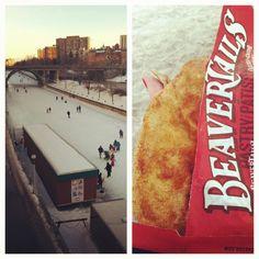 Canal+BeaverTails=Success!  via @jesskovar