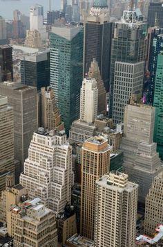 NYC Nova York, New York pelos olhos da Diacuy