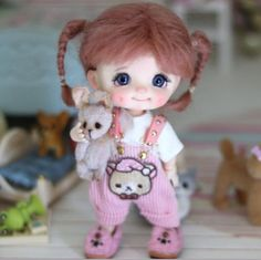 Cartoon Girl Images, Cute Cartoon Girl, Cartoon Pics, Cute Cartoon Wallpapers, Tiny Dolls, Blythe Dolls, Pretty Dolls, Beautiful Dolls, All American Doll