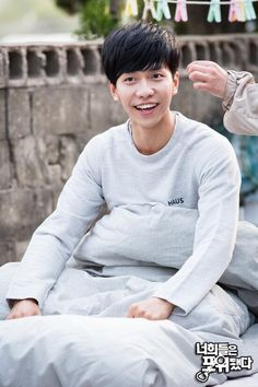 Lee Seung Gi on You're All Surrounded drama