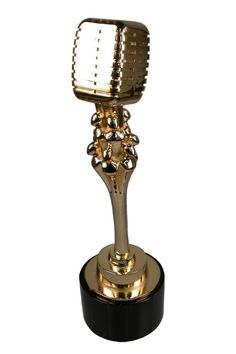 We Design & Craft Luxury Custom Awards for Famous Brands Ombre Wallpaper Iphone, Ombre Wallpapers, Oscar Best Picture, Trophy Design, Custom Awards, Vintage Microphone, I Cool, Famous Brands, Art Music