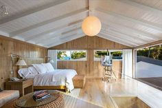 Cindy Crawford's Unexpected Side Hustle Just Made Her $15 Million  #refinery29  http://www.refinery29.com/2015/05/87863/cindy-crawford-selling-malibu-home-pictures#slide-9  How could you complain about anything when you wake up in a sun-drenched room in Malibu?